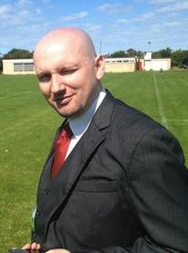 Mike Hall of the Merseyside Skeptics