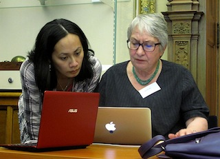 Uta_Firth_and_Katie_Chan_at_the_Wikimedia_UK_Ada_Lovelace_Day