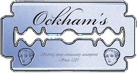 Ockham Award Winner - Podcast 2013, Video 2014
