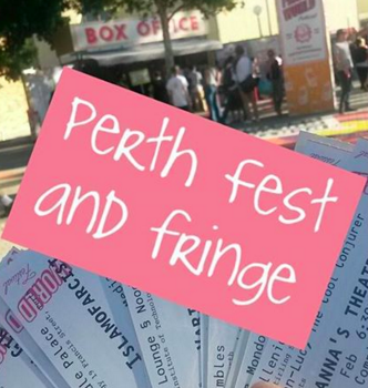 Token Skeptic Perth Fest and Fringe Podcast